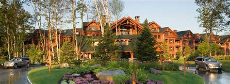Whiteface Suites And Cabins by Whiteface Lodge Lake Placid Ny Mountainzone