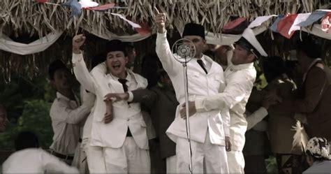 video film soekarno hatta neng nong neng gong film soekarno kegalauan politik dan