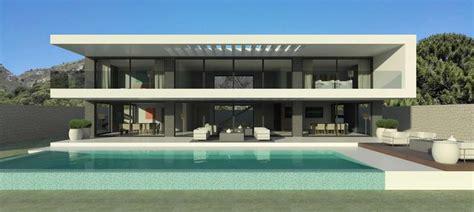 modern turnkey villas in spain france portugal 2124 besten modern villas bilder auf pinterest moderne
