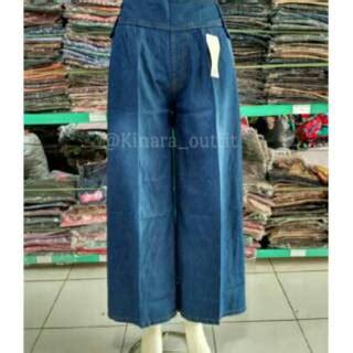 Rok Celana Kulot Rok Celana Cutbray Rok Kulot Celana Kulot D 183 celana kulot panjang bahan shopee indonesia