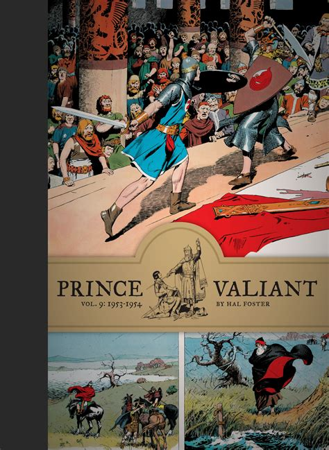 prins valiant all ages other prince valiant vol 9 1953 1954