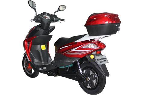 kral kr  lima  elektrikli scooter motosiklet