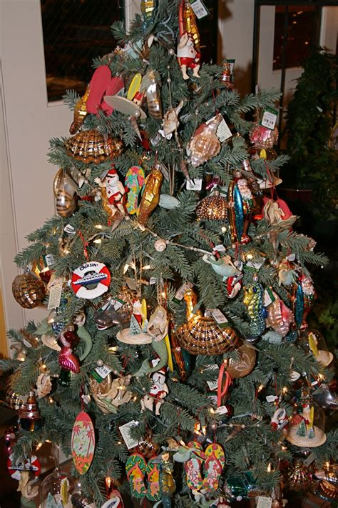 country style christmas tree decorations images