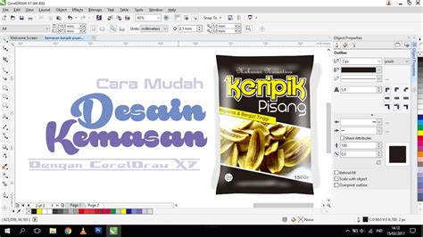 kumpulan desain stiker produk makanan lucu fullstiker