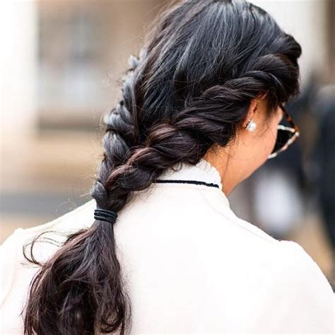 braid into ponytail 30 chic braid into ponytail styles that will spice up your