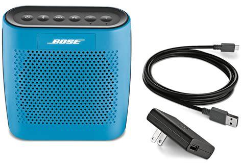 Bose Soundlink Speaker Blue bose soundlink color bluetooth wireless speaker blue new