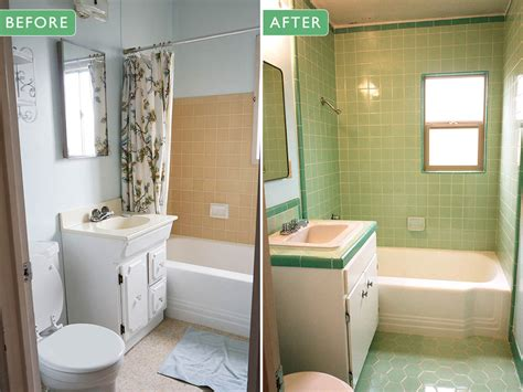 1950s bathroom remodel retro renovation remodeling decor and home improvement for mid century and vintage