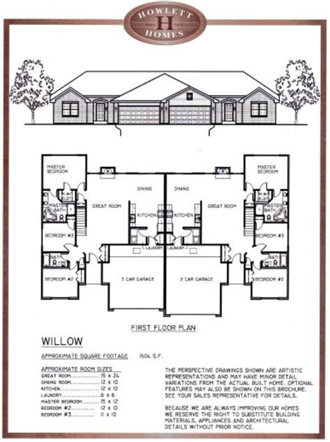 2 bedroom duplex plans duplex floor plans house floor plans