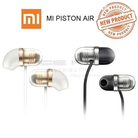 Xiaomi Mi Piston Classic Earphone Limited original xiaomi mi piston air capsule end 6 3 2018 3 15 pm