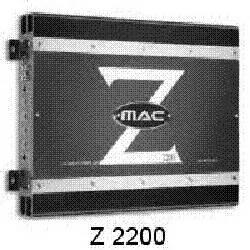 Z Audio Info by Macaudio Z2200 Sch Service Manual Free