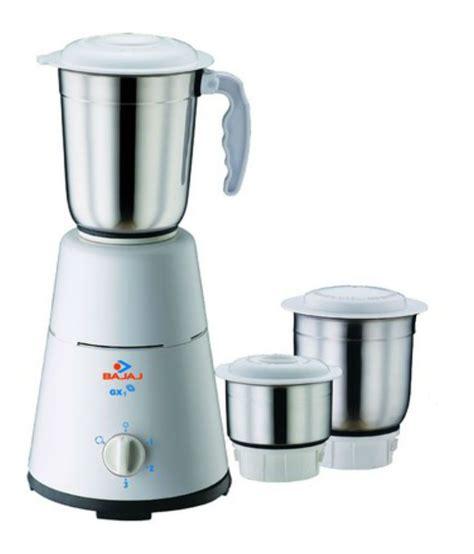 Mixer Gx 24 bajaj gx 1 500 w 3 jar mixer grinder price in india buy bajaj gx 1 500 w 3 jar mixer grinder