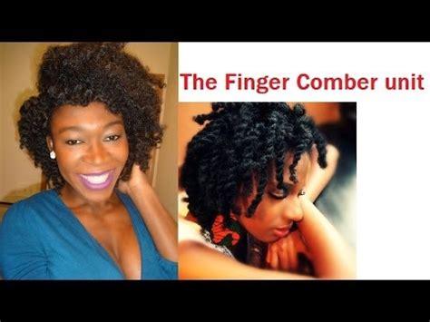 finger comber angle balance wig youtube finger comber unit the finger comber unit wig