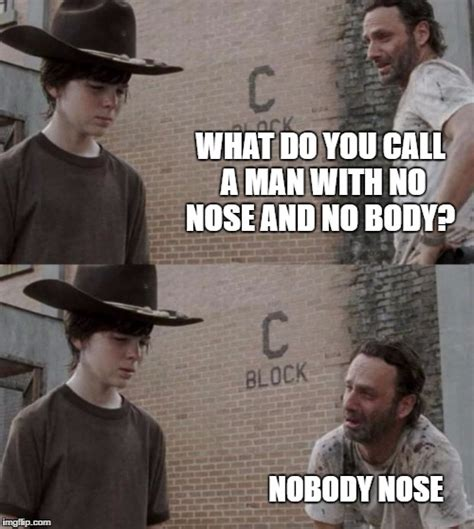 Rick And Carl Meme - rick and carl memes imgflip