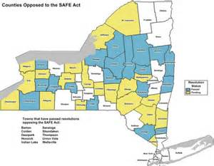 nys county map map of ny state counties opposed to safe act youviewed editorial