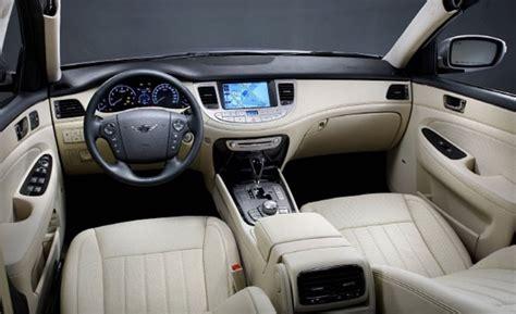 genesis auto upholstery hyundai debuts production genesis prada sedan in seoul