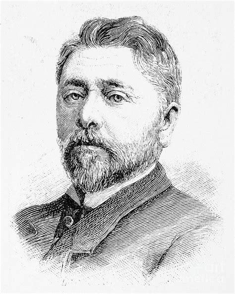 Duvet In French Alexandre Gustave Eiffel Photograph By Granger