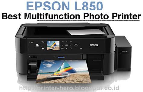 Printer Epson Terbaru Dan Termurah 7 rekomendasi printer inkjet terbaik dan termurah 2018