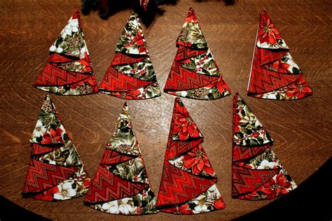 pattern for making christmas tree napkins christmas napkins the radish patch