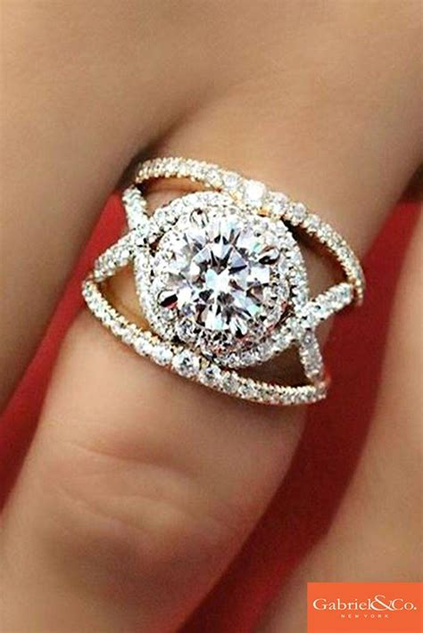 One Wedding Rings by 2018 Popular Engagement Rings And Wedding Bands In One