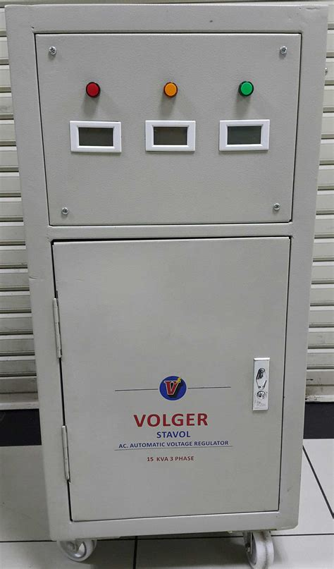 Stabilizer Yoritsu Digital 120 Kva 3phase 1 sumberstavol stabilizer volger vd 15 kva 3 phase