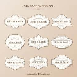free wedding label templates wedding labels template vector free