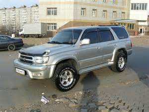 Toyota Sarf 2000 Toyota Hilux Surf Pictures