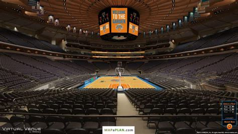 section 110 madison square garden madison square garden seating chart detailed seat