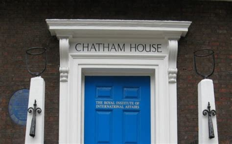 chatham house rules chatham house rules out recognition of separatist nkr regime