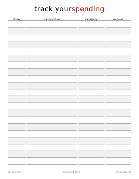 Track Your Home Time Management Weekly Chart Calendar Template 2016