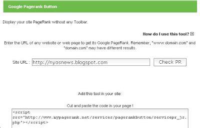 membuat wordpress muncul di google cara membuat pagerank google di wordpress curat coret