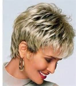 choppy hairstyles for 50 20 elegant haircuts for women over 50