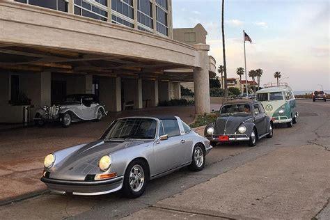 Where Are Tesla Cars Built Electric Porsche 911 Tesla Powered Targa Built By