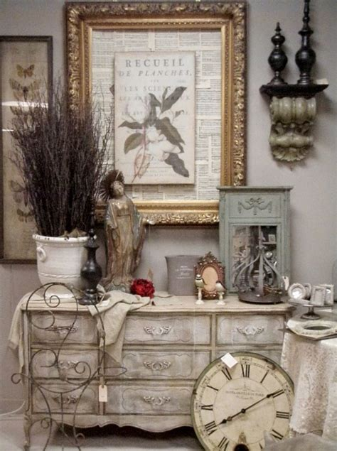 1000  images about Brocante on Pinterest   Shabby chic