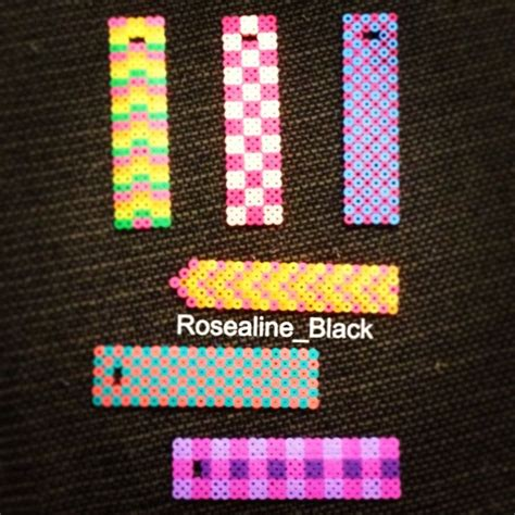 libro wolf beaded bookmark perler bead bookmarks made and designed by rosealine black stich libros y puntos