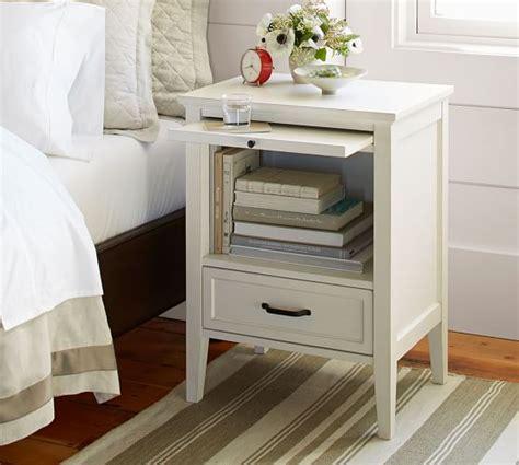 dresser and bedside table sets declan bed dresser bedside table set pottery barn