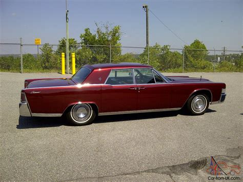 lincoln continental 1965 for sale 1965 lincoln continental 4 door convertible for sale