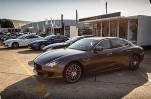 Maserati Gts Review Driven Maserati Quattroporte Gts Review