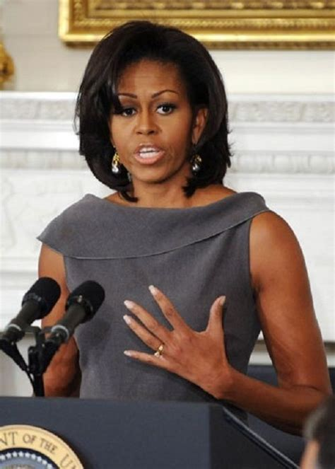 google michelle obama new hairstyle 25 best ideas about michelle obama hair on pinterest