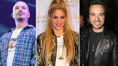 Premios Billboard 2018 Lista Completa De Los Nominados Premios Billboard 2018 J Balvin Shakira Y Luis Fonsi Encabezan La Lista De Finalistas Fotos