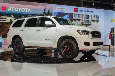 2020 Toyota Sequoia 2020 toyota sequoia trd pro top speed