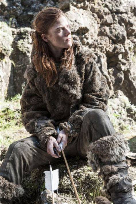 actress game of thrones wildling hottest woman 3 21 15 rose leslie game of thrones