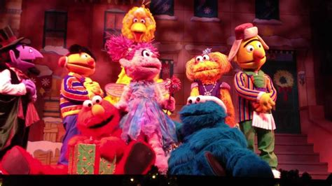 a sesame street christmas 2012 youtube