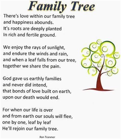 a place to start a family poems about creatures that build books 17 best family tree quotes on family history