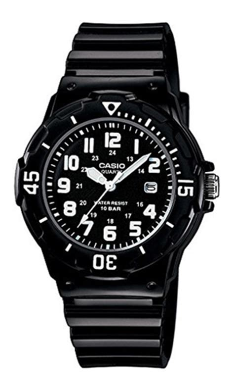 Lrw 200h 1b 4b2 ポップなカジュアルモデル lrw 200 チープカシオアナログ腕時計
