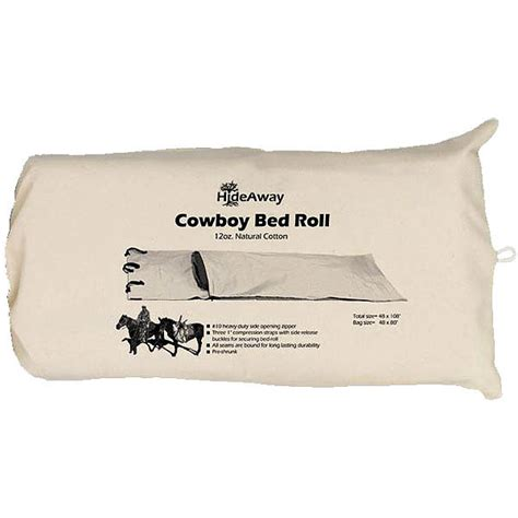 cowboy bed roll hideaway cowboy bed roll