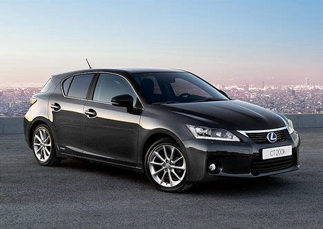 hybrid lexus ct200h the lexus ct 200h hybrid disappoints on mpg wake up