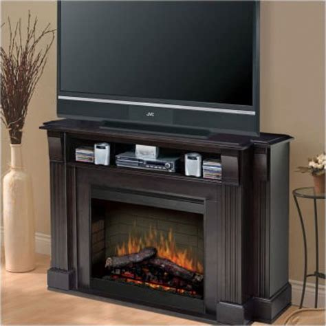 cheap electric cheap electric fireplaces tv stand