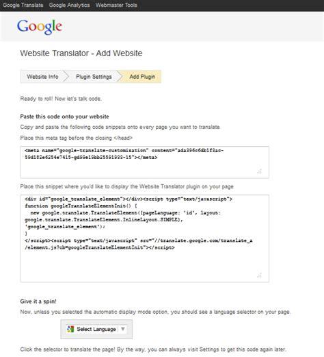 membuat widget wordpress sendiri membuat widget translate di wordpress white note