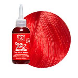 beyond the zone color jamz brown hairs
