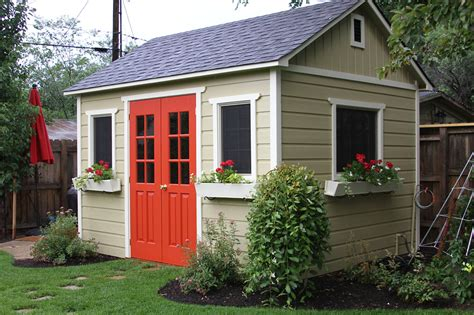 Coloured Garden Sheds by Color Ideas Garden Shed Fairytale Backyards Magical